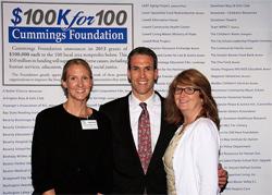 Cummings 100k for 100 Foundation Grant
