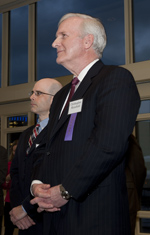 2011 Good Apple Award recipient Edward J. Weiss.