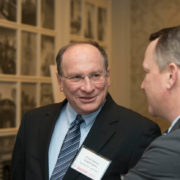 Chief Justice Ralph D. Gants (Supreme Judicial Court) and Tim Murray (Worcester Regional Chamber of Commerce)